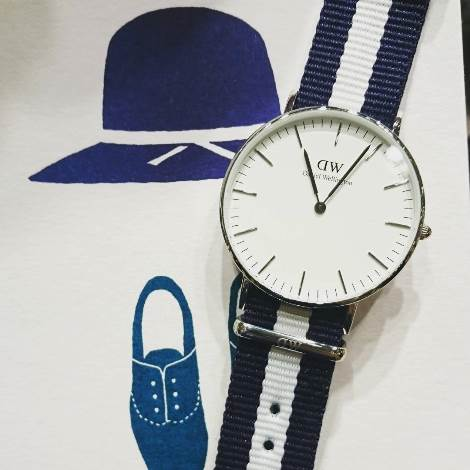 Daniel Wellington  Classic Glasgow